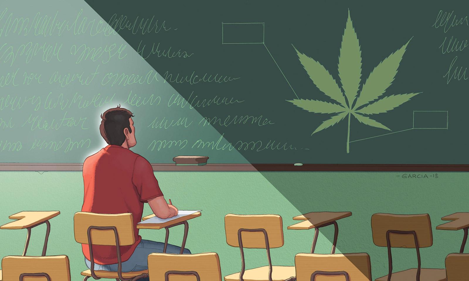 Cannabis-Curriculum-Daniel-Garcia-Leaf